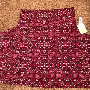 LuLaRoe 3xl Maxi Skirt!!  Brand new with tags!
